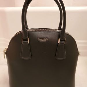 NWT Authentic Kate Spade Sylvia Large Dome Leather